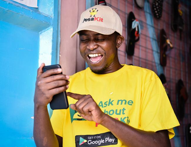 How PesaKit is impacting small businesses in Kenya