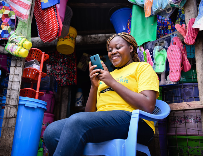 How PesaKit is empowering women to accelerate financial inclusion in Kenya